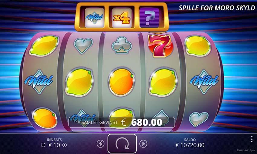Leovegas Spilleautomat - CasinoWinSpin